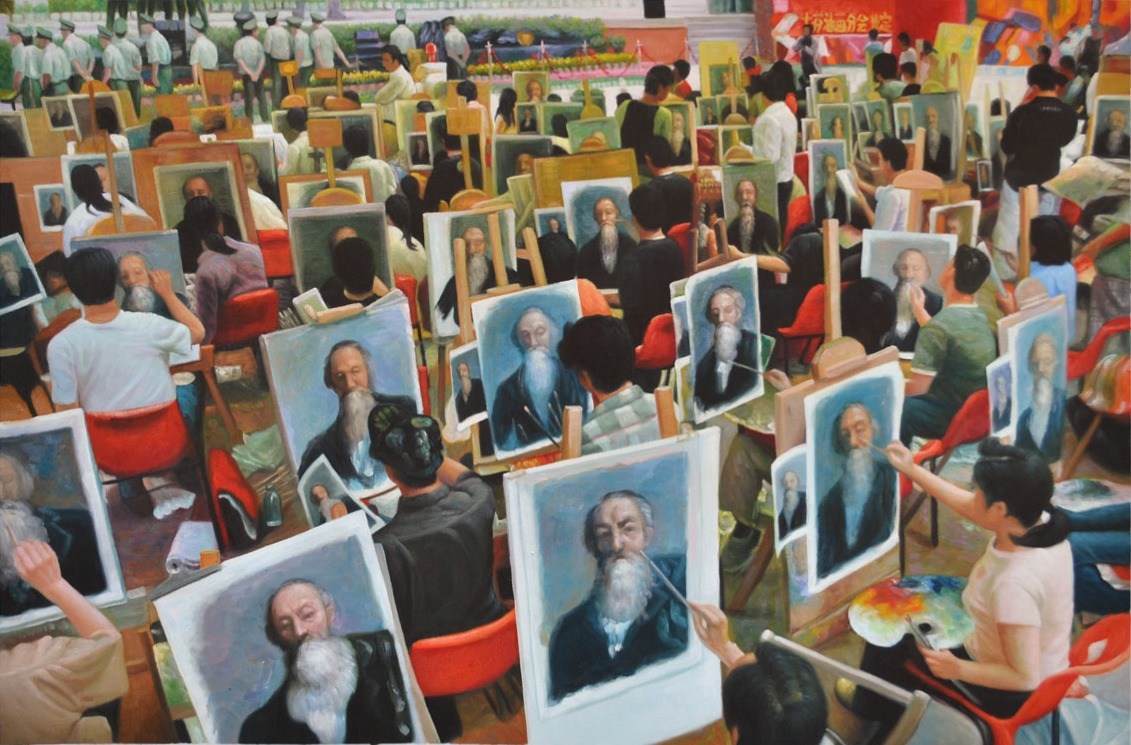 Oil Paintings from China